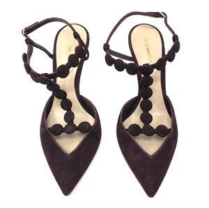 Like🆕 NICHOLAS KIRKWOOD suede heels, 39.5, Italy